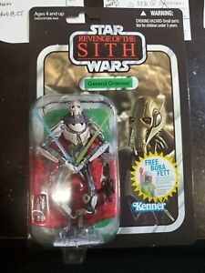 """Hasbro Star Wars 3.75"""" Vintage Collection ROTS GENERAL GRIEVOUS VC17"""