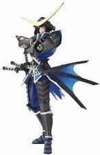 Used Revoltech Yamaguchi No.079 Sengoku Basara Date Masamune  Kaiyodo Figure