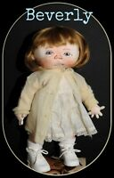 "Jan Shackelford Doll Beverly To The Moon And Back W/COA 19""Tall"