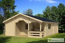 70 mm Wochenendhaus Indus (580x867) Lasita Maja Gartenhaus Blockhaus Holz