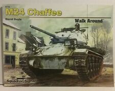 Squadron publications M24 Chaffee Walk around.