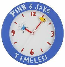 Adventure-Finn Y Jake Wall Time Reloj * NUEVO *