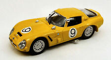 Alfa Romeo Tz 2 #9 3rd 12h Surfers Paradise 1966 Bartlett / Chivas 1:43 Model