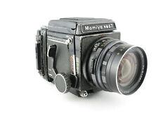 Mamiya RB67 Professional 6x7 SLR + Mamiya-Sekor C 1:4.5 f=65mm