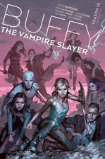 Buffy the Vampire Slayer Season 12 1, Hardcover by Whedon, Joss; Gage, Christ...
