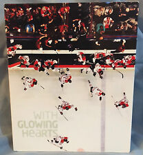 With Glowing Hearts 2010 Mens and womens Canadian Olympic Hockey box set