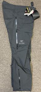 Arcteryx Men's Beta AR Gore-Tex Pro Pants Small Black 25700 $500 New With Tags