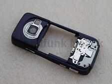 ORIGINALE Nokia n73 B-COVER | mezzi Cover | SD CARD | MICROFONO STORM BLUE NUOVO