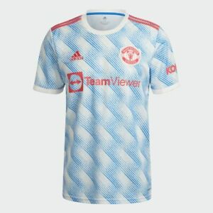 2021/22 Manchester United Mens Away Jersey