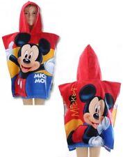 Toalla poncho de baño y albornoces Disney 100% algodón