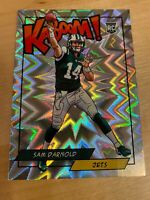 2018 Panini Sam Darnold KABOOM! ROOKIE  SP RARE  - Great Investment!