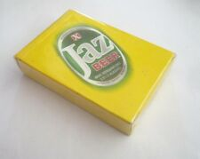 MALAYSIA Playing Cards JAZ BEER 2009 Sealed New DISCONTINUED BRAND
