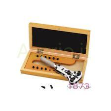 Chiave Apricasse per fondi vite con 4 tipi di teste e box in legno