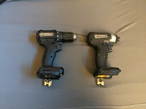 MAKITA XFD11 18 Volt Drill & XDT15 Impact Driver Cordless Combo TOOL ONLY