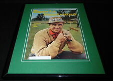 Sam Snead Framed 11x14 ORIGINAL 1960 Sports Illustrated Magazine Cover