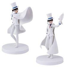2x Detective Conan Kaito Kid The Phantom Thief 14.5cm/5.8 PVC Figure Set Loose