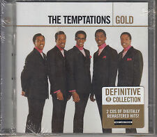 DOUBLE CD ALBUM THE TEMPTATIONS / DIGITALLY REMASTERED HITS / NEUF, SCELLE