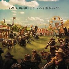 Harlequin Dream by Boy & Bear (CD, Oct-2013, Nettwerk)