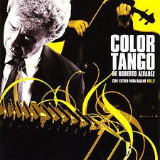 New: Color Tango De Roberto Alvarez: Con Estilo Para Bailar 2 Import Audio CD