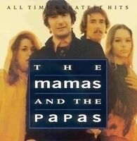 THE MAMAS AND THE PAPAS All Time Greatest Hits CD NEW Best Of