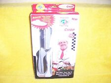CHEF TONY SLICE & CHOP KITCHEN TOOL IN ORIGINAL BOX