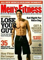 MEN'S FITNESS MAGAZINE - September 2006