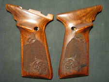 Browning Buckmark Checkered Engraved Scroll Rosewood UFX Only Grips