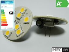 G4 LED Stiftsockel 9x SMD-Leds - 140Lm - 10-30V - warm-weiß (back-pin) EEK:A