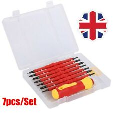PRECISION Insulated Screwdriver Bit Sets Slotted Phillips Torx Tool Repair Kit