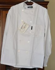 New In Package Chef Works Chef Jacket White Uniform Wccw Size Small