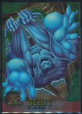 1995 X-Men Ultra All-Chromium Trading Card #2 Beast