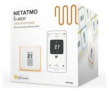 Smart Thermostat for Individual Boiler Netatmo by Starck Works With Amazon Alexa