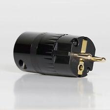 WATTGATE 360 Evolution Schuko Plug / Cryo Treated / DIY Audio / NEW