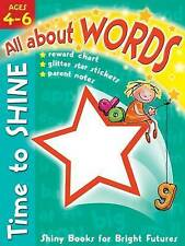 Activity Book for Kids Ages 4-6: Learn All About Words - Educational (99p SALE)