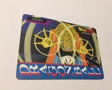 Carte dragon ball -  Regular banpresto jumbo roulette N*18 japan