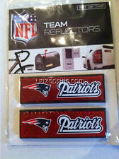 New England Patriots Team Reflector Decals