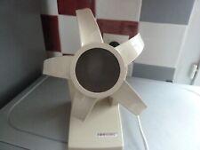 rare et ancien Ventilateur de table Philips   Vintage