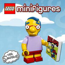 LEGO Minifigures #71005 - The Simpsons - Milhouse Van Houten - NEW - SEALED