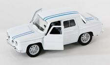 BLITZ VERSAND Renault R8 1960s weiss / white Welly Modell Auto 1:34-39 NEU & OVP