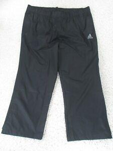 Adidas Climastorm Waterproof Golf Pants Black Men's Size XXL