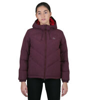 Lacoste Live Women's Down Hooded Jacket - Size S - New -Rare - With Tags