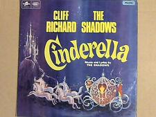 Cliff Richard & The Shadows - Cinderella (LP)
