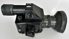 Mamiya 645e, classic medium-format film camera with 55mm f2.8 Sekor C lens