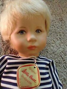 "Kathe Kruse Puppen GmbH 885 Donauworth Germany  18.5 "" Tall 47H?"