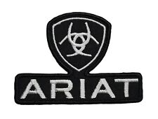 Designer Fashion Ariat Embroidered Iron On Patch Footwear Apparel Outdoors Sport