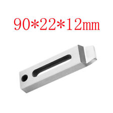 CNC Wire Cutting EDM Stainless Jig Holder For Clamping 90 x 22 x 12 mm M8 Screw