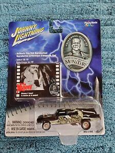 Johnny Lightning Monsters Haulin Hearse NIB! 2004