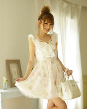 LIZ LISA - Icing Cookies Pattern Dress (PINK color)