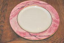 "Mikasa china Travertine Rose L2111 pattern Large 10.5"" Dinner dish plate"