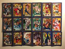 Street Fighter Zero Carddass Special Zero Reg Set 36/36